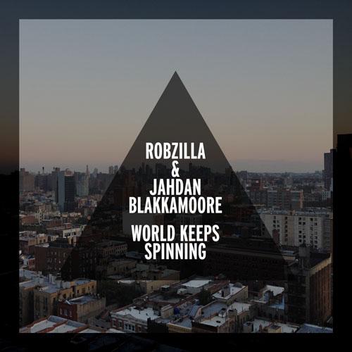 Robzilla and Jahdan Blakkamoore